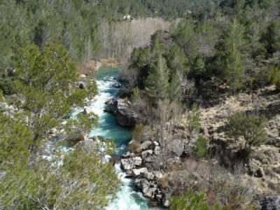 Alto Tajo - Hundido de Armallones, conocer gente madrid; selva de irati
